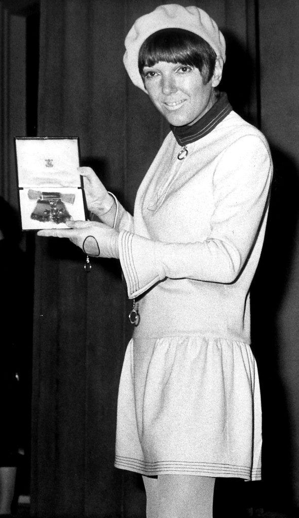 9343db92e9b4 Minirock-Erfinderin Mary Quant feiert Geburtstag - Vorarlberger ...