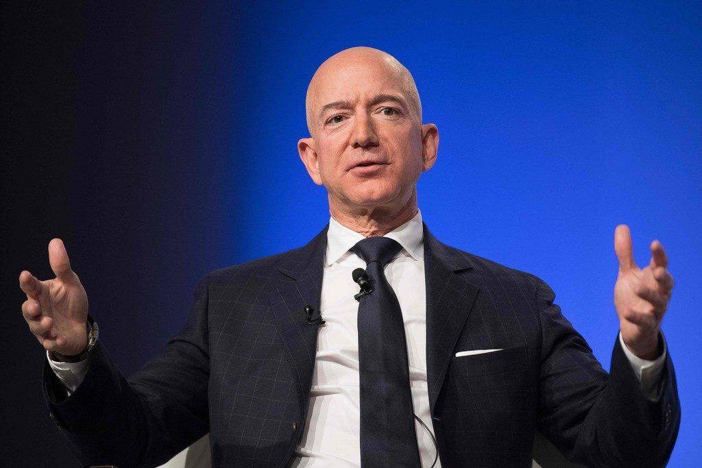 Saudi-Arabien hackte Handy von Amazon-Chef Jeff Bezos