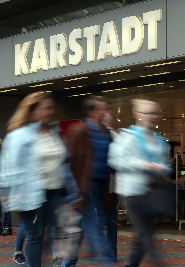 Nachrichten Karstadt