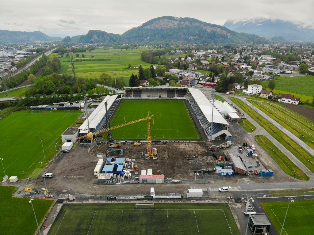 Cashpoint Arena Wachst Zu Einem Schmuckkastchen Fur Altach