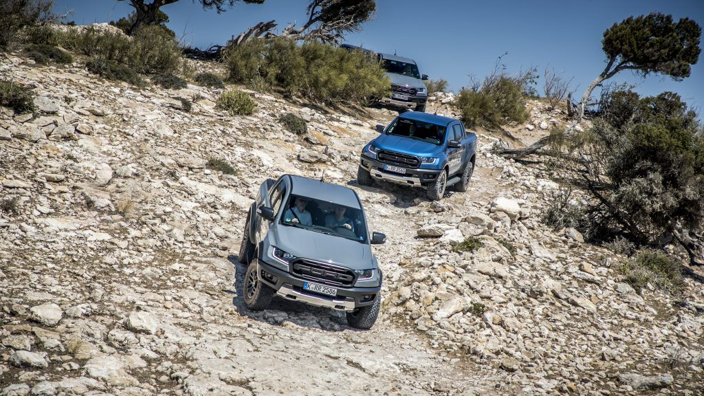 Ford Ranger Raptor: High-tech für die Pick-up-Fans
