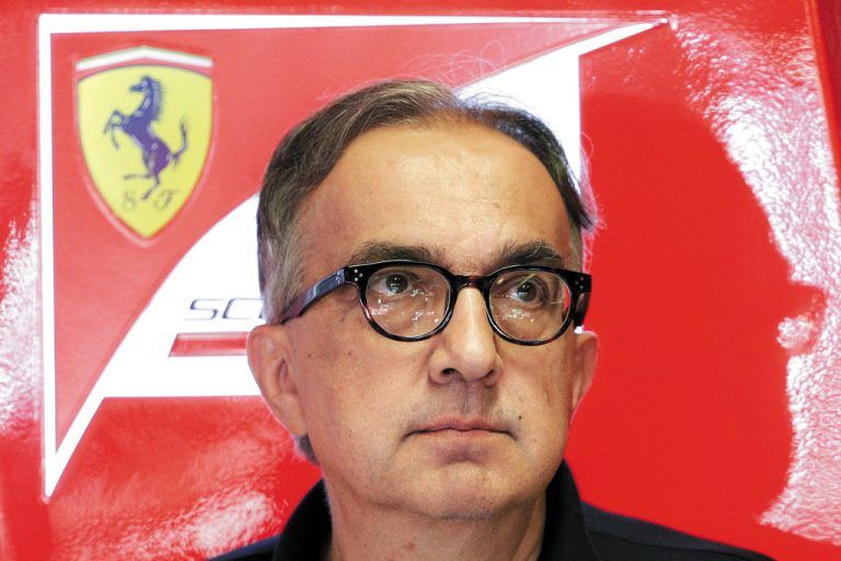 Angebot an Red Bull: Sergio Marchionne. Foto: Reuters