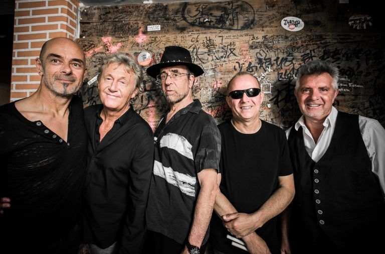 "Manfred Mann's Earth Band kommt mit Rockklassikern wie ""Blinded By The Light"", ""Mighty Quinn"" oder ""I Came For You"" heute in den Prachtclub. FOTO: manfred Mann's Earth Band"