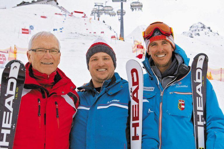 Das ÖSV-Team Im Aufwind - Vorarlberger Nachrichten