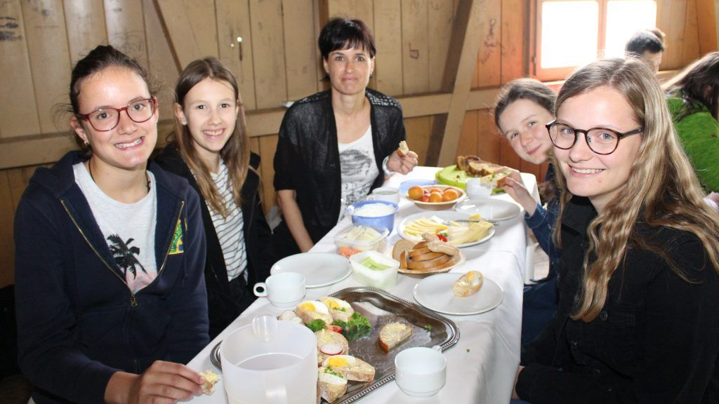 Zero-Waste-Picknick in Satteins kam gut an