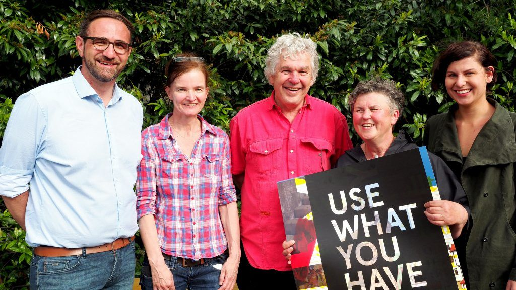 "Gelungene Premiere des ""Use what you have""-Festivals in Bludenz"