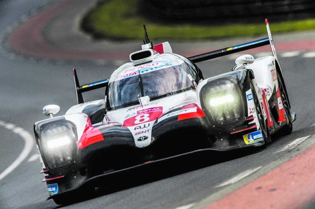Alonso sagt in Le Mans Adios