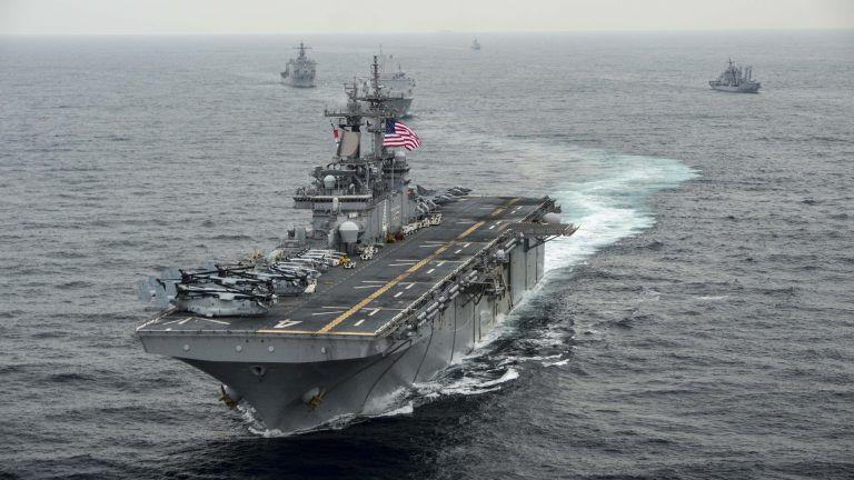 Trump: US-Marineschiff hat iranische Drohne zerstört