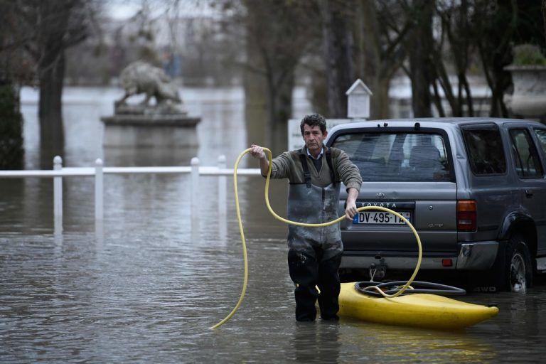 Nachrichten Hochwasser