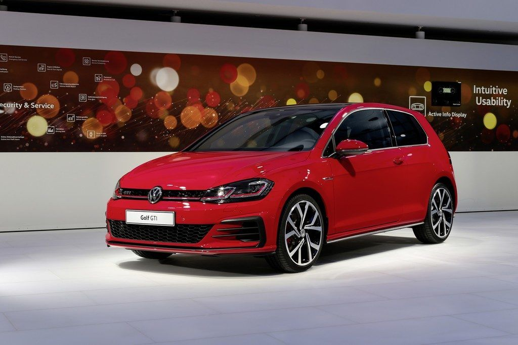 VW liftet den Golf GTI