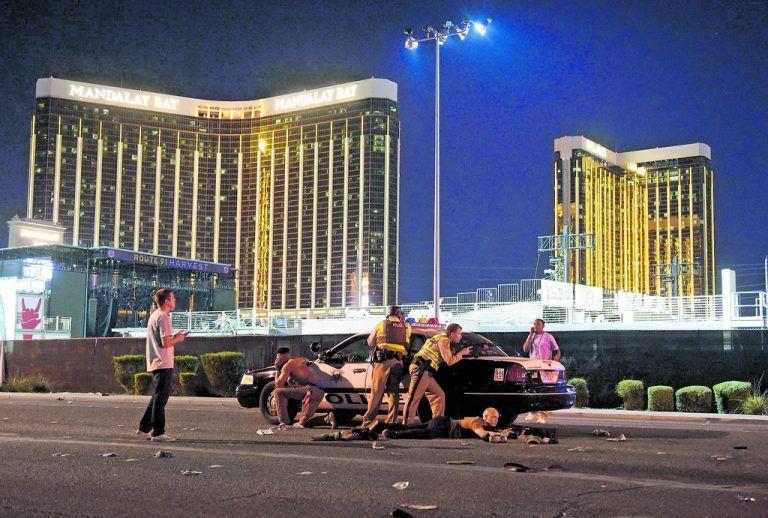 Las Vegas Trauer