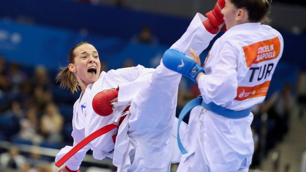 Karate: Bettina Plank bleibt Operation erspart