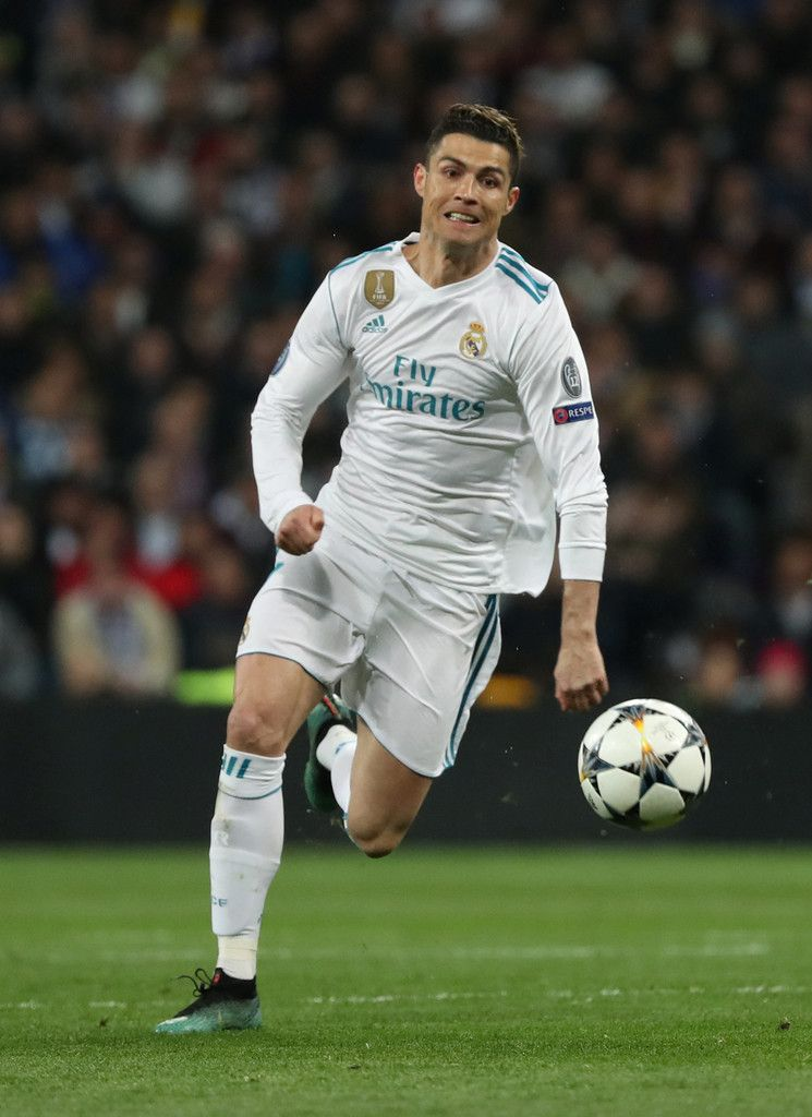 Ronaldo rettete Real Madrid. »C1