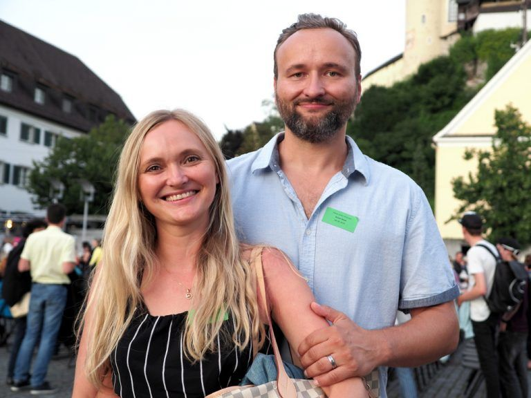 Marie-Christin und Christoph Melzer (Melzer Security Services).