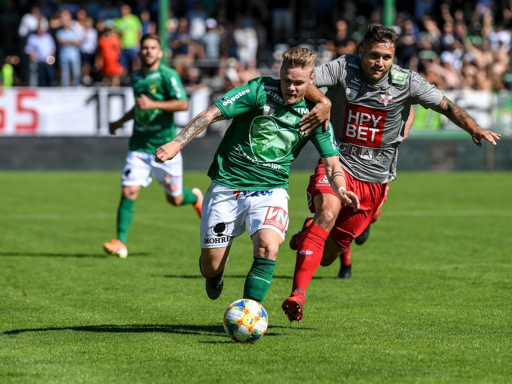 Datencenter Fussball, 2. Liga 2019/20