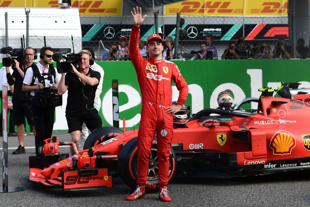 Leclerc auch in Monza auf Pole – Qualifying endete im Chaos