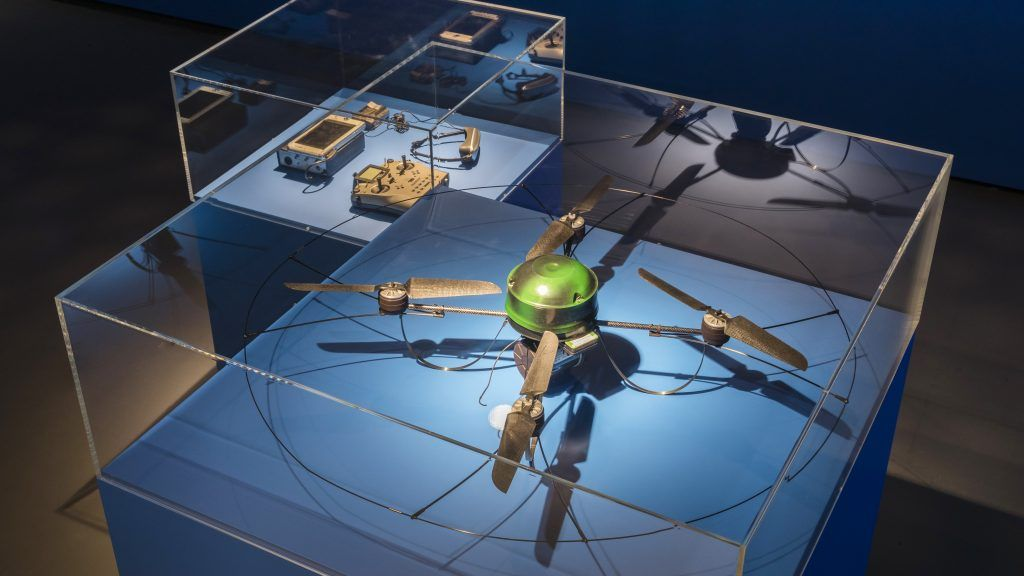 """Game of Drones"" im Zeppelin Museum"