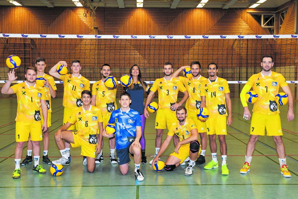 Datencenter Volleyball Zweite Bundesliga 2019/20