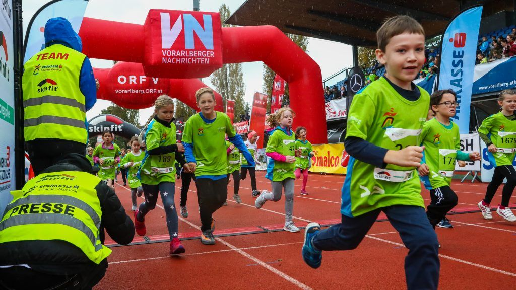 Alle Fotos des Kindermarathons zum Gratis-Download