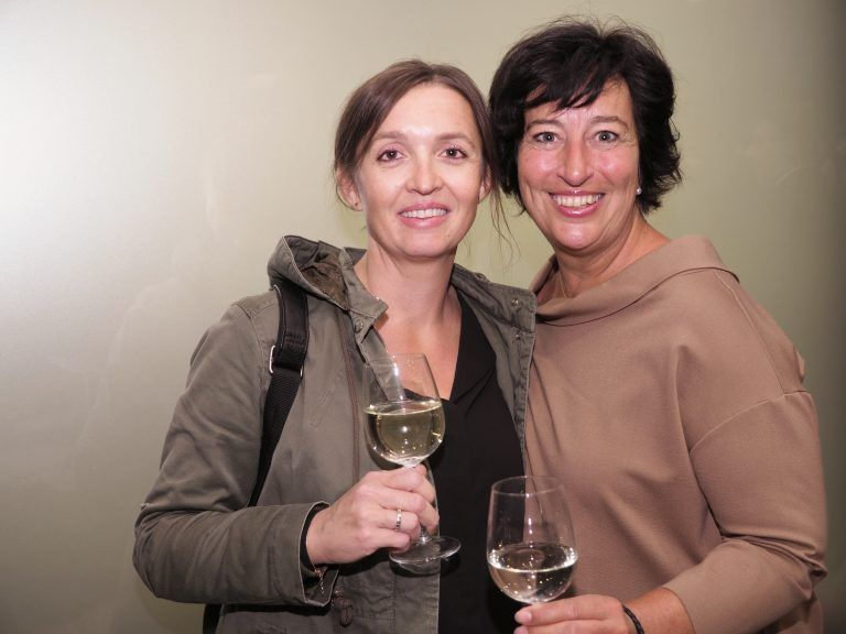 Verena Fetz (l.) und Gertrud Sepp (Herburger Business Travel).
