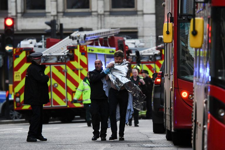 Photo by DANIEL SORABJI / AFP