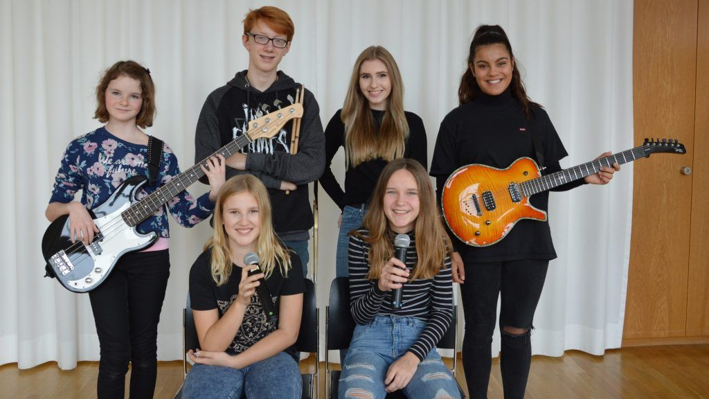"Lustenauer Lied bei ""Sounds of Children's Rights""-Konzert"
