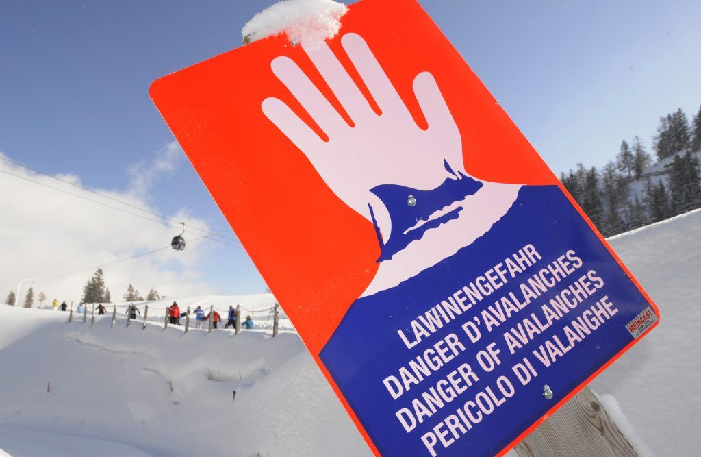 Person nach Lawinenabgang in St. Anton am Arlberg reanimiert