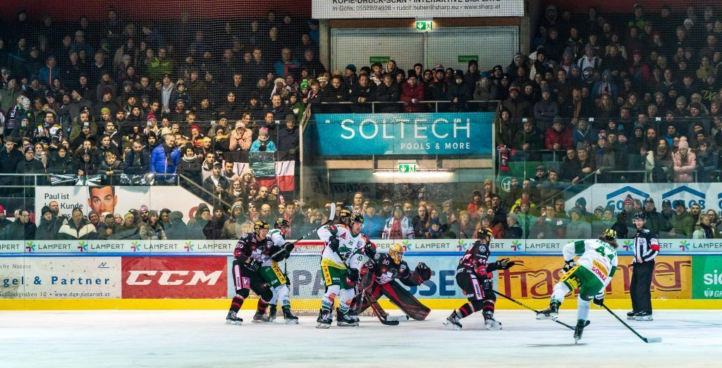 Eishockey: Birnstill machte die VEU-Party perfekt