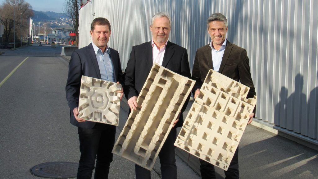 Rondo und Goerner gründen Unternehmen für nachhaltige Komplett-Verpackungen
