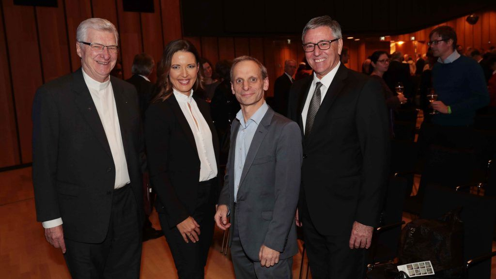 Neujahrsempfang Feldkirch: Ehrenringverleihung, Dirigentenabschied und ein Vortrag  zum neuen Jahr