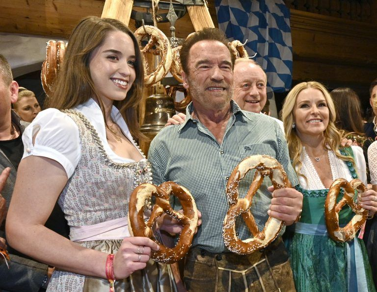 Schwarzenegger Tochter