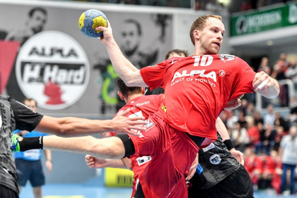 Rote Teufel im Final Four