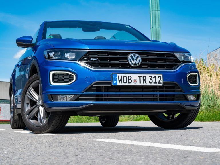 Autotest: VW T-Roc Cabrio