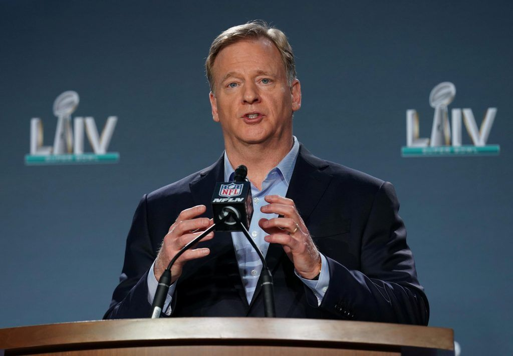 Wie NFL-Boss Roger Goodell auf Anti-Rassismus-Video der Superstars reagiert