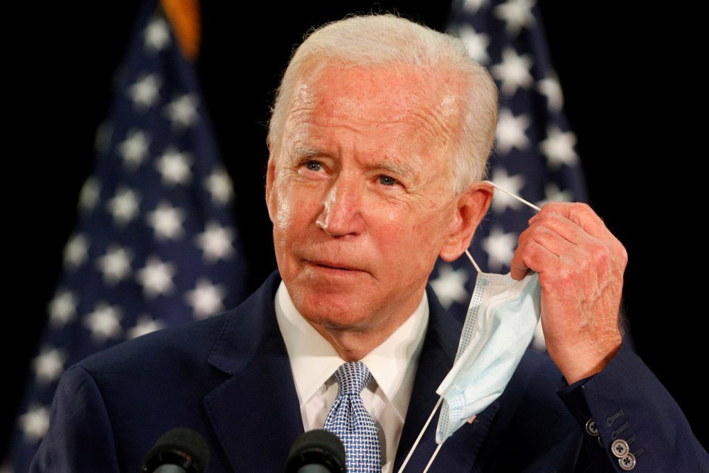 Joe Biden sichert sich Nominierung der US-Demokraten
