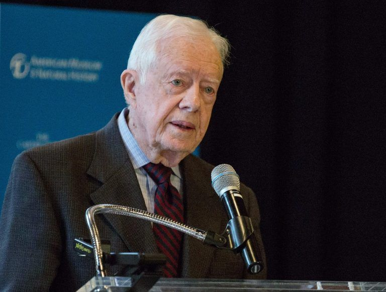 "Jimmy Carter <span class=""copyright"">APA</span>"