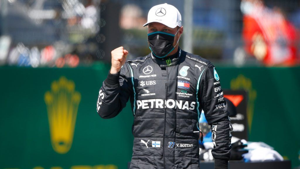Bottas in Spielberg auf Pole Position