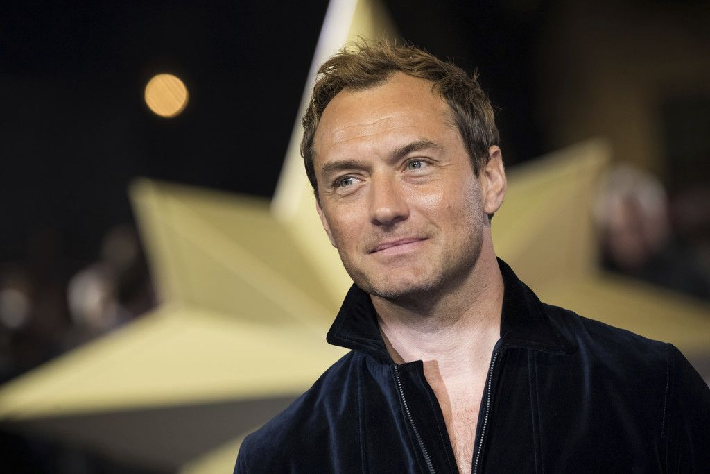 Jude Law  als Captain