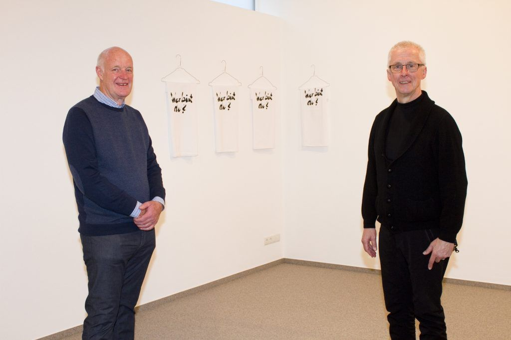 Treffpunkt: Vernissage in der Galerie Quadrart in Dornbirn
