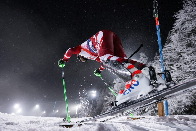 Christian Hirschbühl: Gutes Training in Schladming.gepa