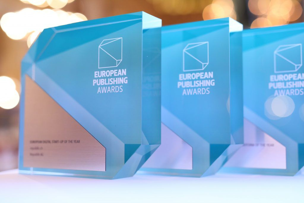 Zwei European Digital Publishing Awards für Russmedia