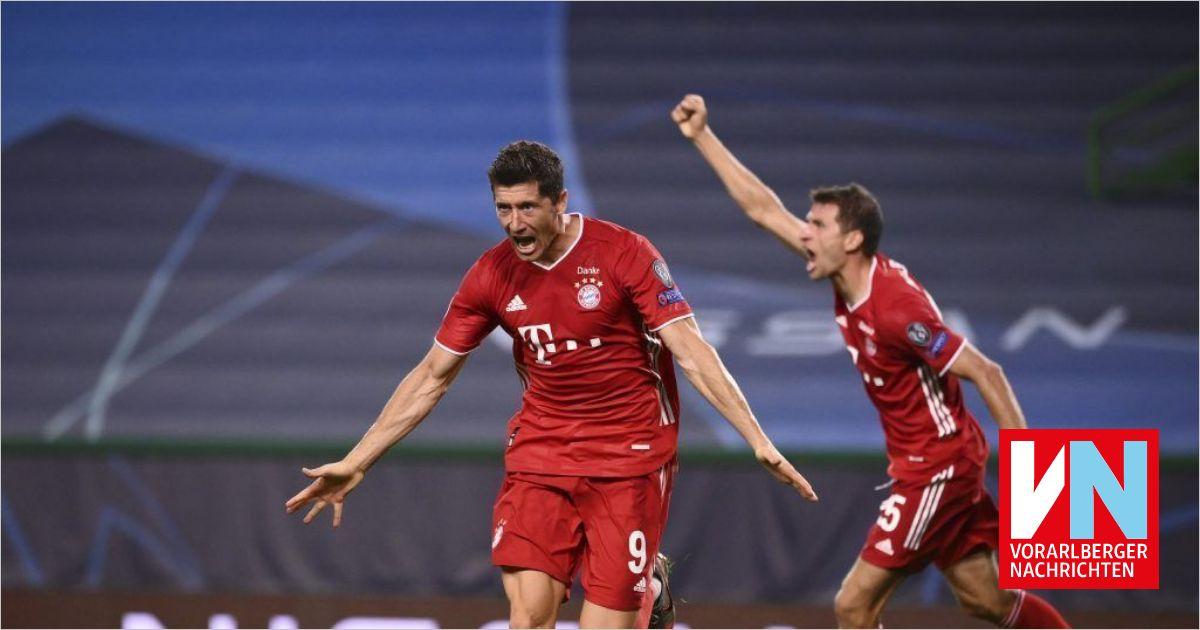 Bayern Nach 3 0 Gegen Lyon Im CL Finale Gegen PSG