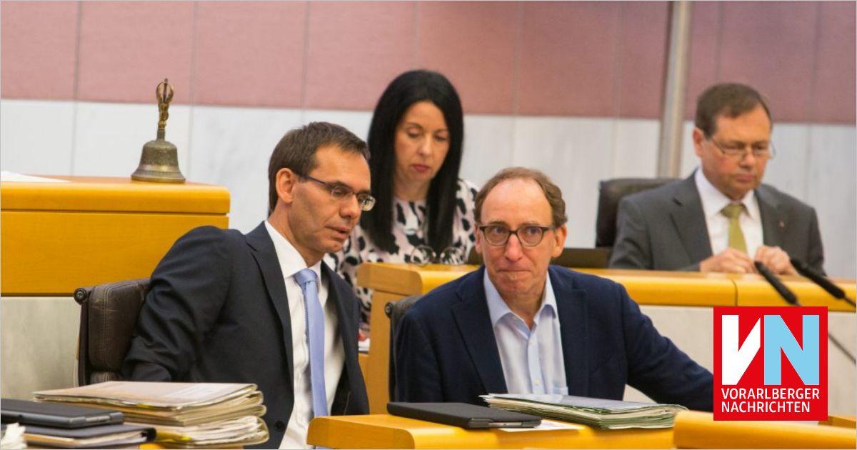 Abreibung für schwarz-grüne Politik - Vorarlberger