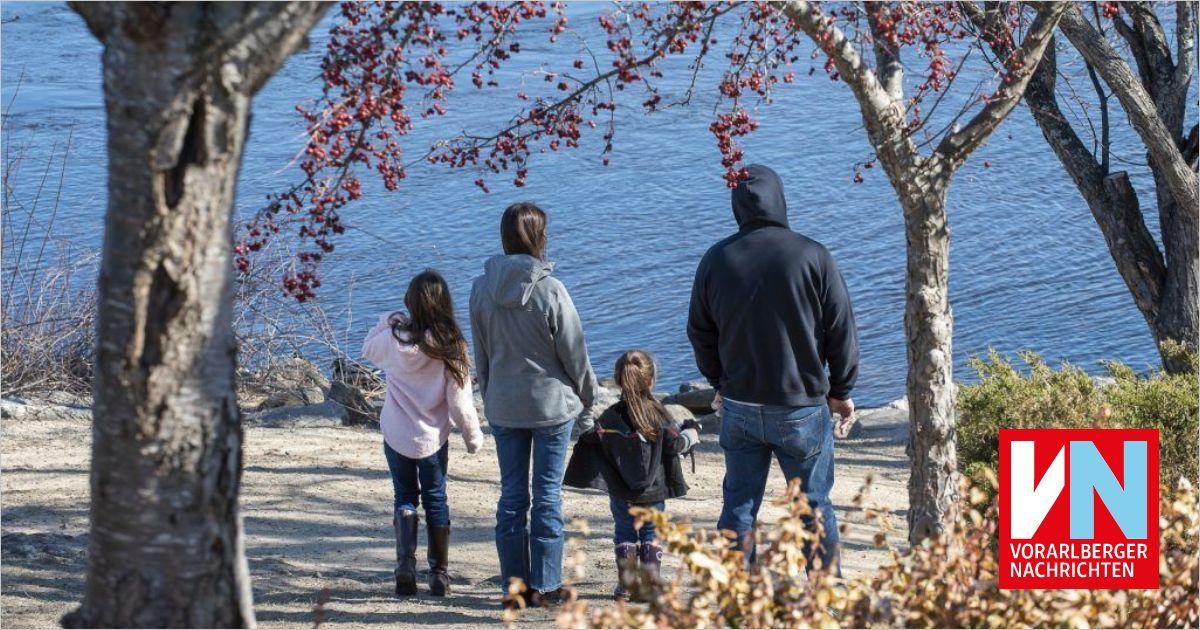 Familien Besuchen Corona